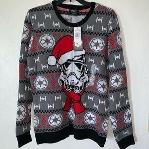 🎈 Star Wars trouper Claud sweater